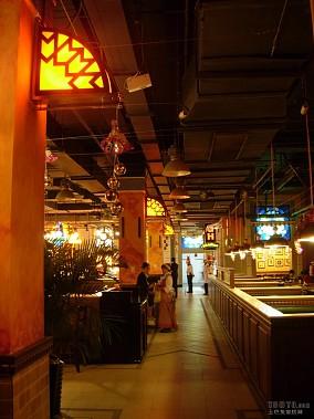 客厅酒吧台