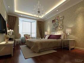 卧室隔断造型