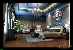 卧室窗帘色彩