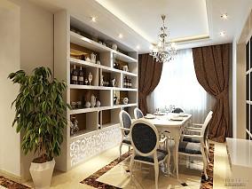 古典欧式吧台装潢设计