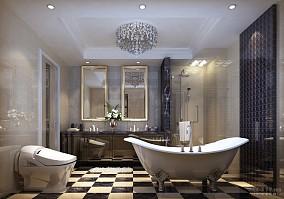 自砌卫生间洗手柜