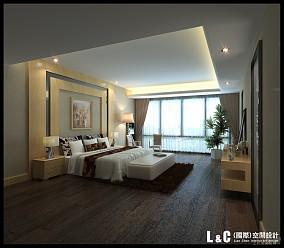 文艺现代卧室设计