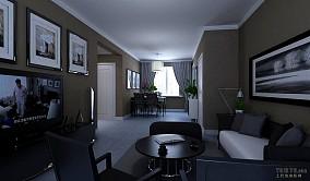清新地中海风格的卧室装修效果图