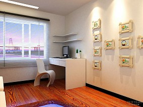 精美面积79平小户型卧室混搭实景图片大全