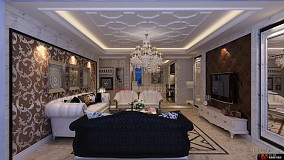 4室两厅客厅装修