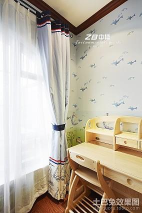 2018精选小户型儿童房现代实景图