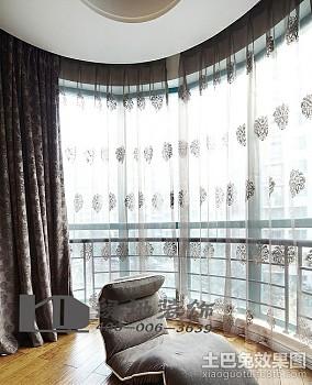 热门现代二居阳台实景图片大全