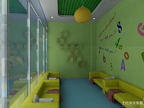 幼儿园室内环境布置图片