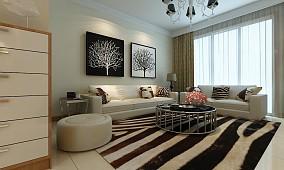 精选简约小户型客厅装修图