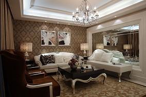 精选欧式三居客厅装修欣赏图