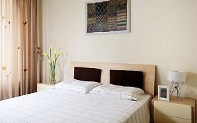 201899平米三居卧室简约设计效果图