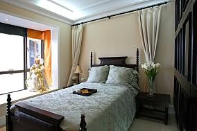 精选面积95平简约三居卧室装修图片