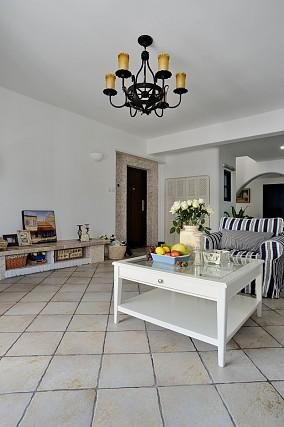 热门复式客厅地中海装修图