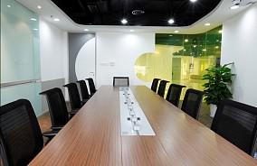 简单会议室布置