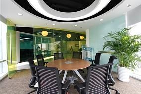 办公室会议室室内图片
