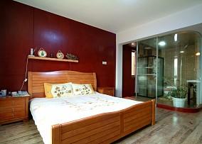 主卧室隔断卫生间装修效果图大全2013图片