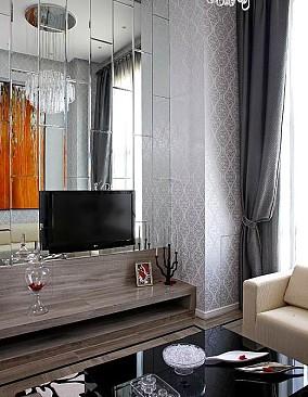 热门面积72平小户型休闲区现代装修效果图片