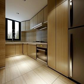 现代厨房设计效果图图片