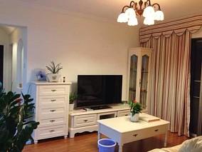 精选小户型客厅欧式装修效果图