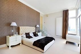 精选面积135平复式卧室欧式实景图片欣赏