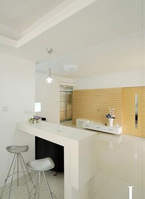 精美面积81平小户型客厅简约装修效果图