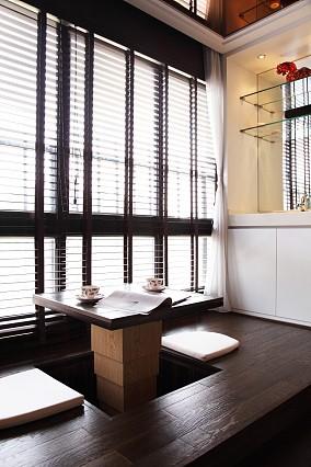 86平米现代小户型休闲区欣赏图