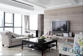 热门81平米二居客厅北欧装饰图片大全