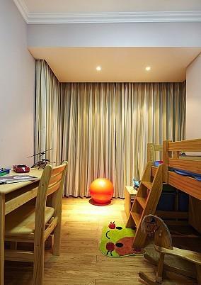 精美美式小户型儿童房设计效果图