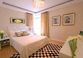 2013精选卧室床头壁纸背景墙效果图片欣赏