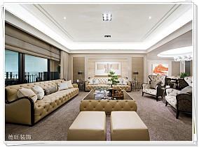 精选大客厅装修效果图大全2013图片
