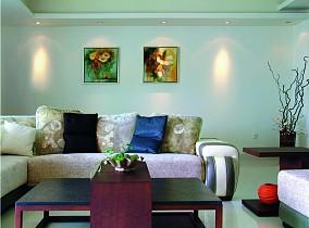 精选79平米现代小户型客厅欣赏图片