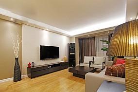 精美一居客厅现代装修设计效果图片大全