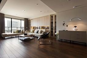精美简约一居客厅效果图