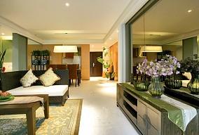 精选三居客厅东南亚装修欣赏图片