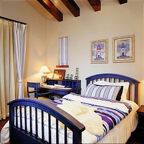 精选141平米美式别墅儿童房装修设计效果图片