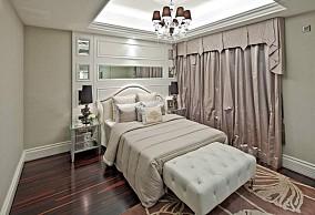 热门欧式二居卧室装修实景图片欣赏