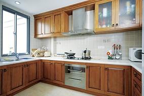 精选田园小户型厨房效果图片欣赏
