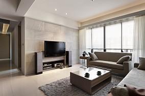 201875平方二居客厅现代装修图片