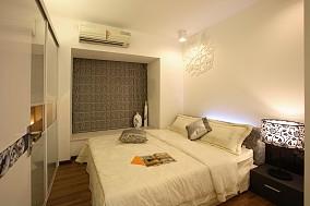 现代小户型卧室装修欣赏图片