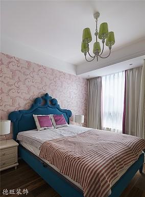 精美二居卧室欧式装修欣赏图片大全