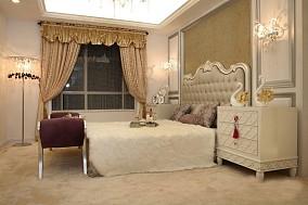 90平米欧式小户型卧室装饰图片