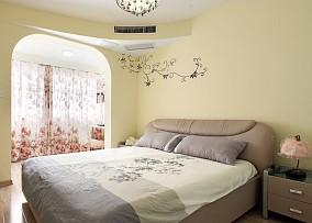 精选小户型卧室简约装修欣赏图