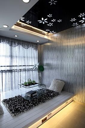 71平米简约小户型阳台装修设计效果图片欣赏