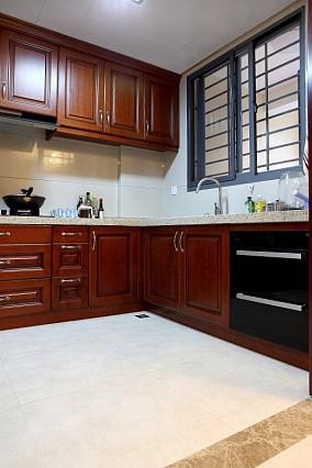 精选中式厨房装修效果图欣赏