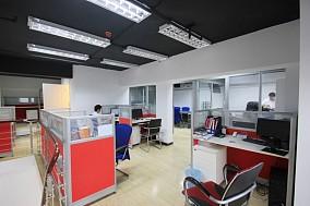 办公室装修设计实景图