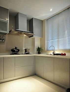 2018小户型厨房简约效果图片