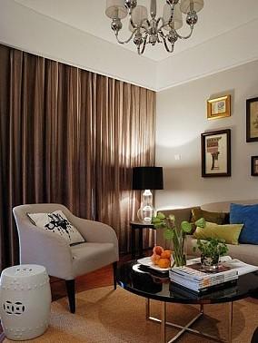 精美面积72平小户型客厅现代实景图片大全