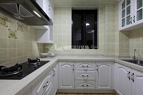 2018精选98平米三居厨房现代装修实景图片欣赏