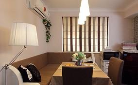 热门简约小户型休闲区设计效果图