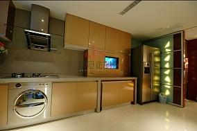 热门87平米中式小户型厨房装修设计效果图片欣赏